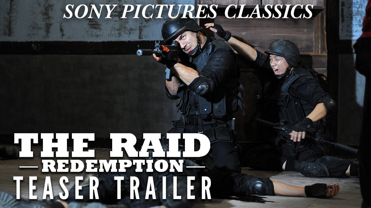 Download The Raid: Redemption   Teaser Trailer (2011)