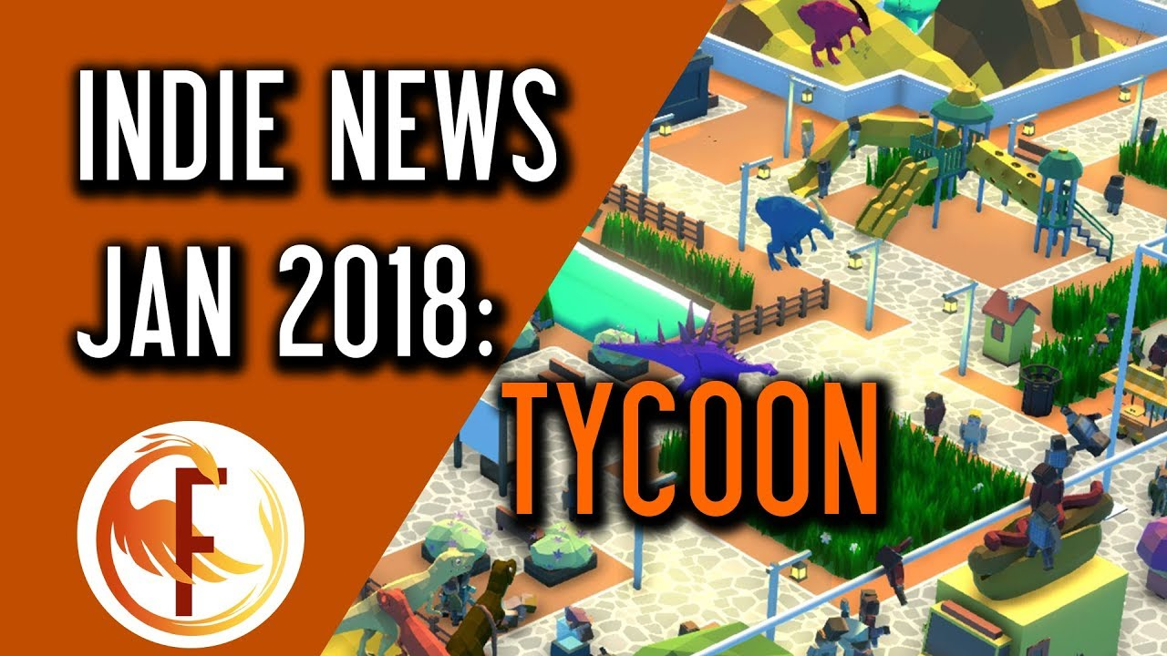 Indie Game News: Best Tycoon and Business Management Indie Games - January  2018