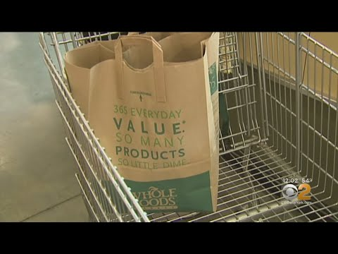 Deanna King - Wegmans Food Markets Ending Use of Single-Use Plastic Bags in January