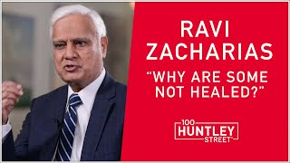 "RAVI ZACHARIAS on...""Why God doesn't answer every prayer for healing?"" (Tribute)"