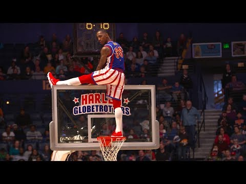 Party on the Hoop | Harlem Globetrotters