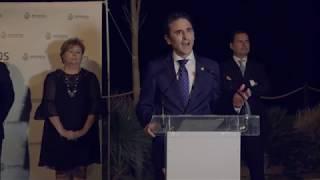 Acto Institucional de entrega de distinciones, José Antonio Galdón
