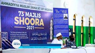 73rd Annual Majlis-e-Shura Nigeria