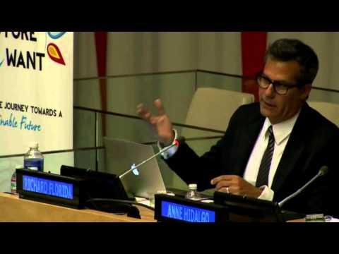 Richard Florida at the UN on Sustainable Cities