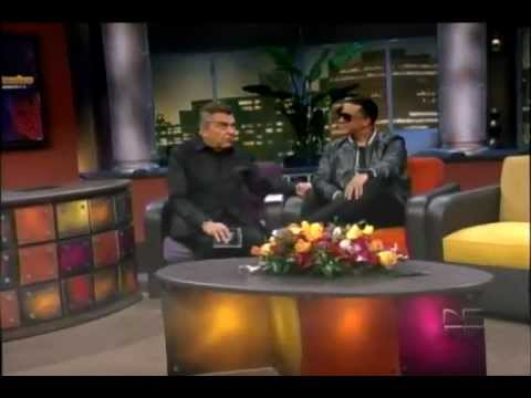 Daddy Yankee en Don Francisco Presenta