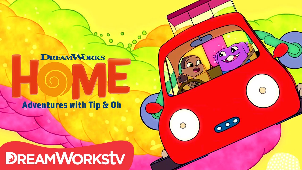 Official Trailer | DreamWorks Home Adventures With Tip U0026 Oh   YouTube
