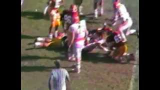 1987 Washington  High School (SF) vs. Lincoln High School (SF) Turkey Day