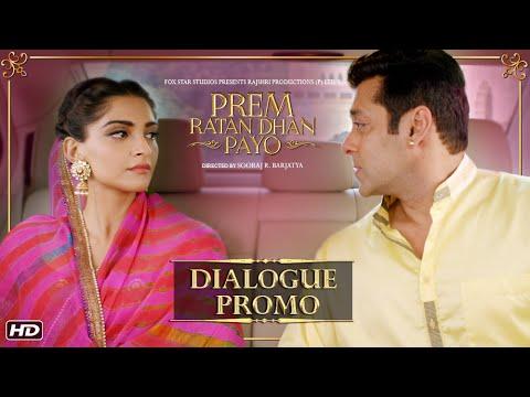 Prem Ratan Dhan Payo Dialogue Promo 2 |...