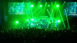 David Crowder - Neon Steeple - Mariners Church, Irvine CA Sunday 11-02-14