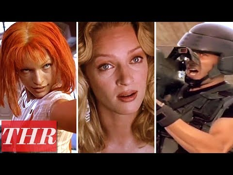 Download Youtube: Sci-Fi Movies Turning 20: 1997's The Fifth Element, Starship Troopers & More! | THR Anniversary