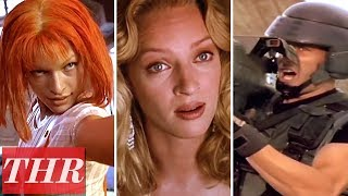Sci-Fi Movies Turning 20: 1997's The Fifth Element, Starship Troopers & More! | THR Anniversary