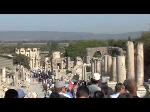 Ephesus City Izmir Turkey Part 3