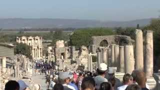 Ephesus City Izmir Turkey Part 3