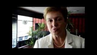 AGIR - one year on - EU Commissioner Kristalina Georgieva