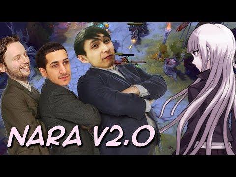 MEET THE NEW NARA v2.0 (SingSing Dota 2 Highlights #1110)