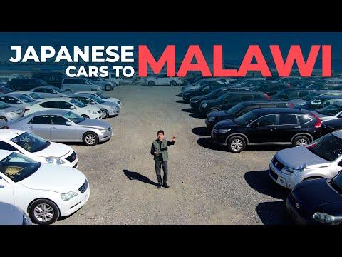 Cars from Japan to Malawi | How to buy a car