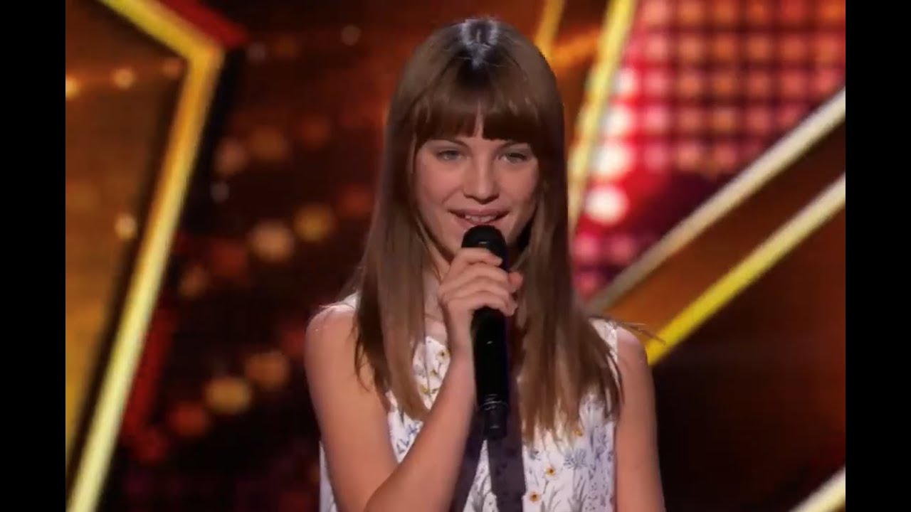 AGT Judge Cuts - Charlotte Summers - You Don't Own Me