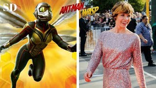 Ant-Man And The Wasp Characters In Real Life || thumbnail