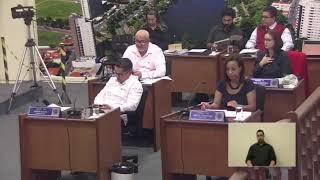 17ª Sessão Ordinária da Câmara Municipal de Araras