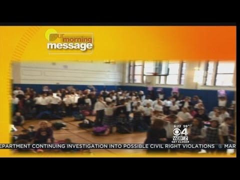 Your Morning Message: St John Paul II Catholic Academy in Dorchester, MA