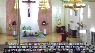 Thánh Vinh 66 - Xuân Thảo - Chúa Nhật TN20A