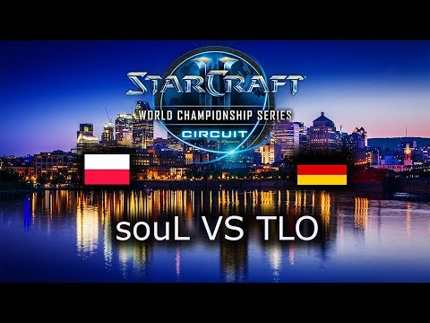 souL VS TLO - TvZ - Group Stage 1 - WCS Montreal 2018 - pols