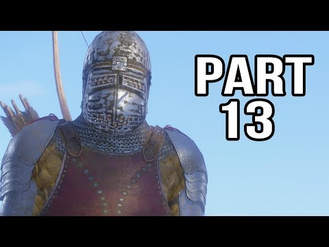 Kingdom Come Deliverance Gameplay Walkthrough Part 13 - Betrayed!