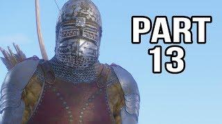 Kingdom Come Deliverance Gameplay Walkthrough Part 13 - Betrayed!