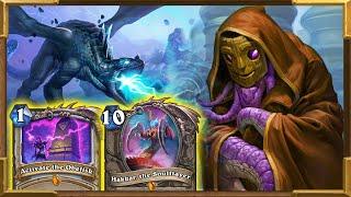 Hearthstone: New Quest Hakkar Resurrect Control Pure Priest | Descent of Dragons New Decks