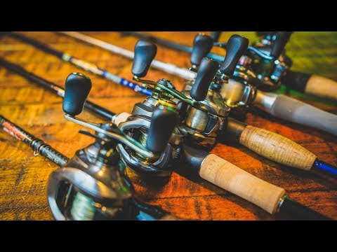 Top 8 Casting Rods of 2018 - Buyer's Guide — Tactical Bassin