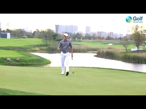 2016 Asia-Pacific Amateur: Brett Coletta R2 highlights and interview