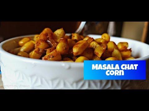 Masala Corn Recipe||Masala Chat Recipe In Malayalam||chat Recipe ||  Ep:26