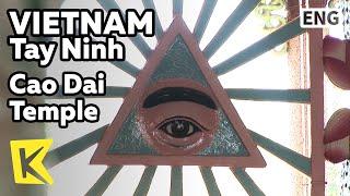 【K】Vietnam Travel-Tay Ninh[베트남…