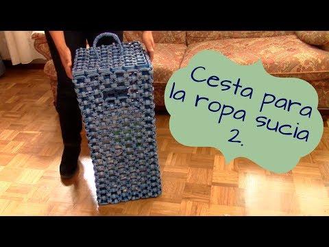 CESTA PARA LA ROPA SUCIA 2 - LAUNDRY BASKET 2