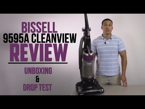 Bissell 9595A CleanView Upright Vacuum with OnePass Technology Full Review