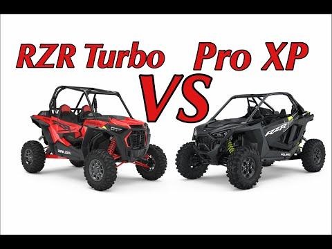 XP Turbo Vs Pro XP