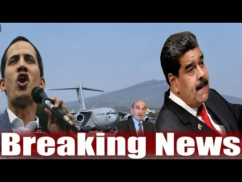 Venezuela AID, BLOCKED on BORDERS!