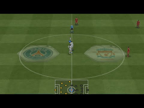 PES 2019 (PS2) PSG Vs Liverpool - Champions League
