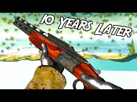 Playing Call of Duty *World at War* 10 YEARS Later! (Campaign / Multiplayer / Zombies) thumbnail
