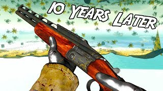 Playing Call of Duty *World at War* 10 YEARS Later! (Campaign / Multiplayer / Zombies)
