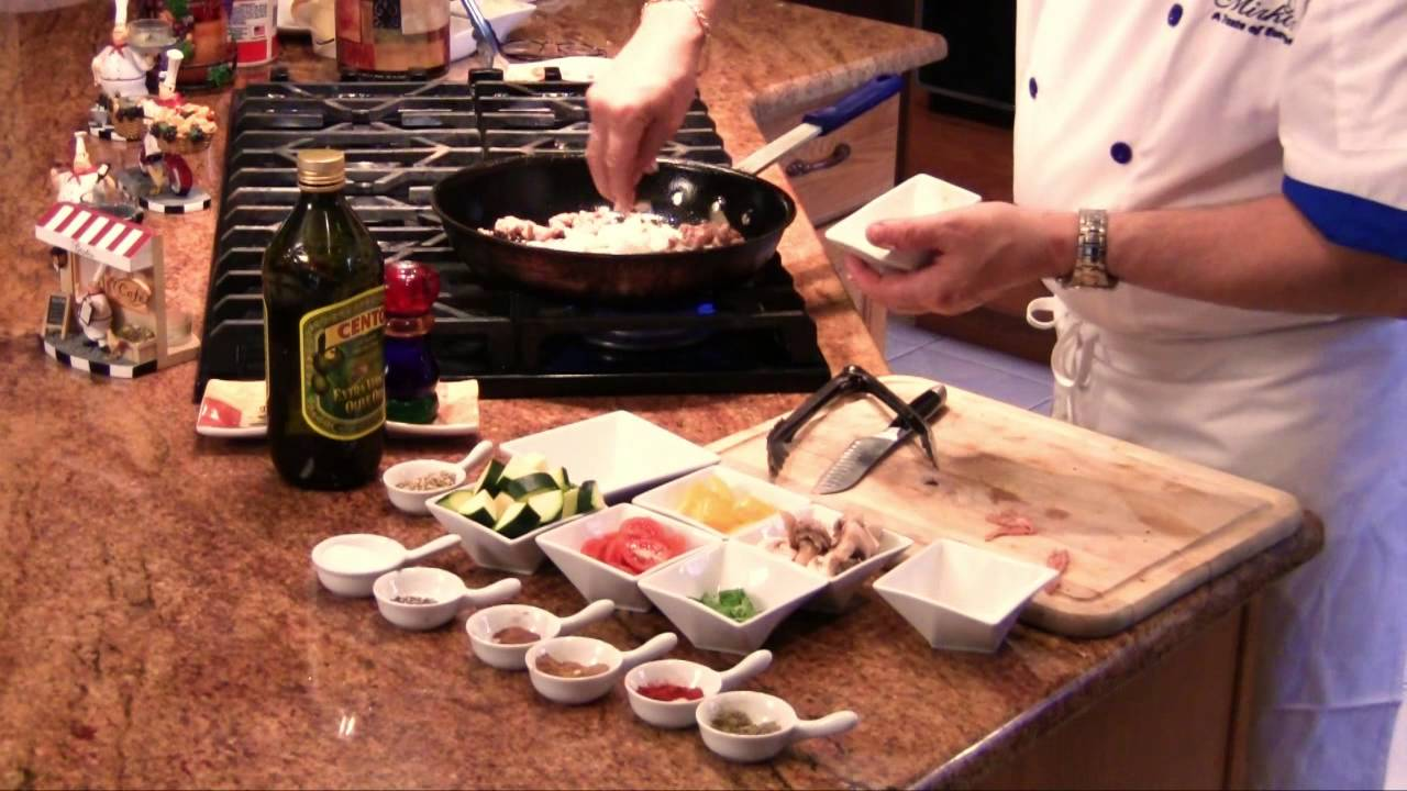 How to Cook a Pork Tenderloin Italian-Style : Great Italian Eats