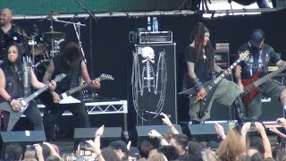 Ministry - Life Is Good/N.W.O./Just One Fix (Live at the Melbourne Showgrounds, Soundwave 2015).