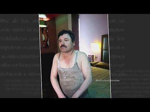 """Autoridades mexicanas evitan el arresto de """"El Chapo"""" para evitar fuego cruzado"""