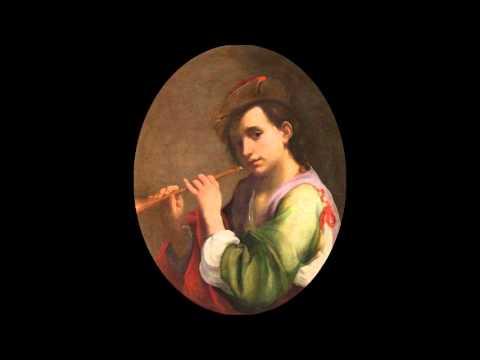 J.S. Bach Flute Sonata in C major BWV 1033, Michala Petri