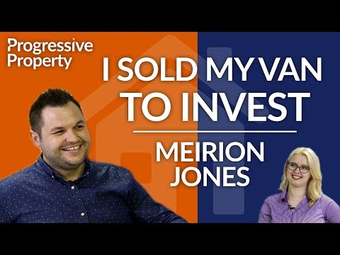 I Sold My Van To Invest In My Education! | Meirion Jones & His First Year Story!