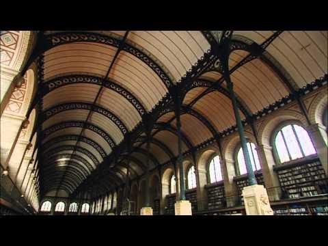 Henri Labrouste - Bibliothèque Sainte-Geneviève