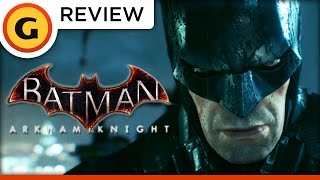 Batman: Arkham Knight - Review