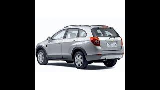 Chevrolet Captiva & Captiva Sport - Workshop, Service, Repair Manual - Wiring