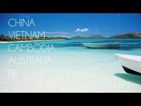 WANDERLUST || CHINA, VIETNAM, CAMBODIA, AUSTRALIA, FIJI | MEI ACADEMY