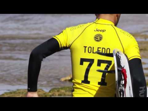Jeep | World Surf League | Champion Surf Experience